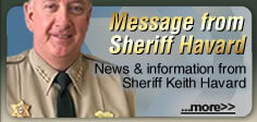 Message From Sheriff Howell